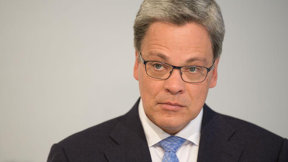 Demnächst an der Spitze der Commerzbank: Manfred Knof