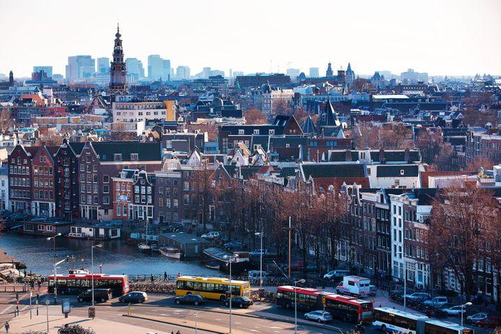 ... historisches Amsterdam