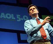 Will offenbar Bertelsmann aus dem Joint Venture AOL Europe herauskaufen: AOL-Chef Steve Case