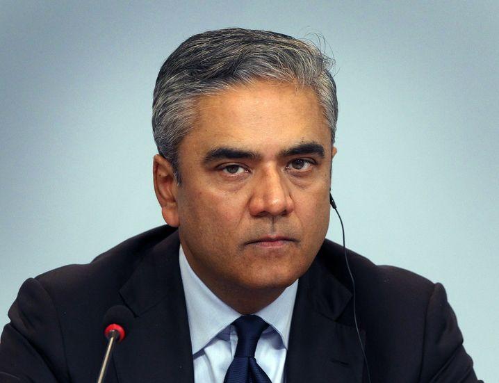 Brachte dem Top-Geldhaus kein Glück: Anshu Jain stand von 2012 bis 2015 an der Spitze der Deutschen Bank, sollte das Investmentbanking wieder stärken und hohe Renditen liefern