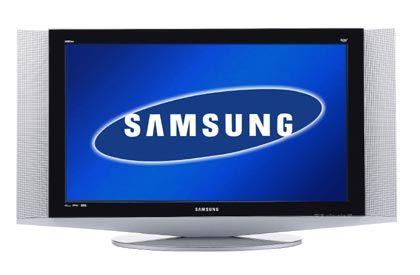 In die Breite gegangen: Samsung LW-46G15W