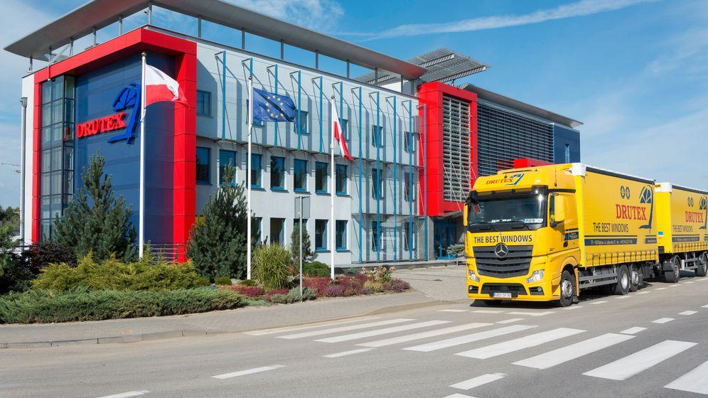 Fenster aus Polen: Der rasante Aufstieg von Drutex