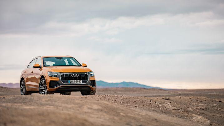 Audi Q8: Ernsthaft kolossal