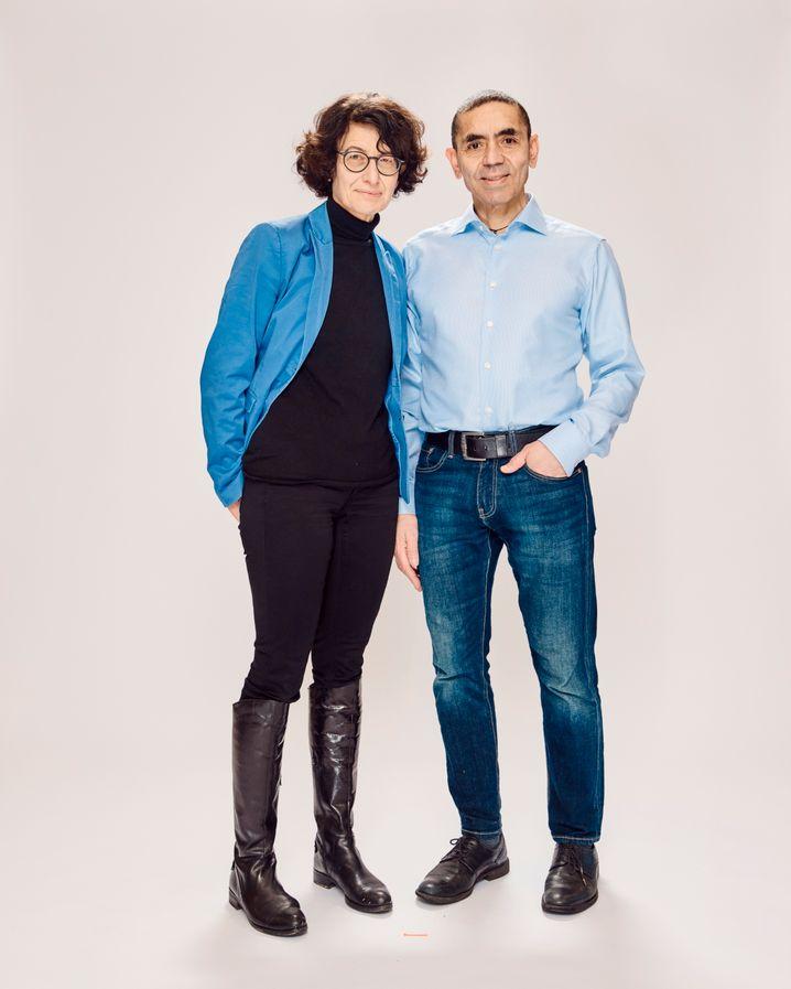 Team Deutschland: Özlem Türeci und Uğur Şahin lieferten in kürzester Zeit das Covid-19-Vakzin – und wollen jetzt in Mainz einen Pharmakonzern schmieden