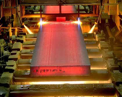 Stahlproduktion bei Mittal: Arcelor blickt lieber gen Russland