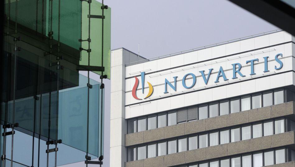 Novartis: Ein weiterer Schritt zur Übernahme des Augenmedikamenteherstellers Alcon ist getan