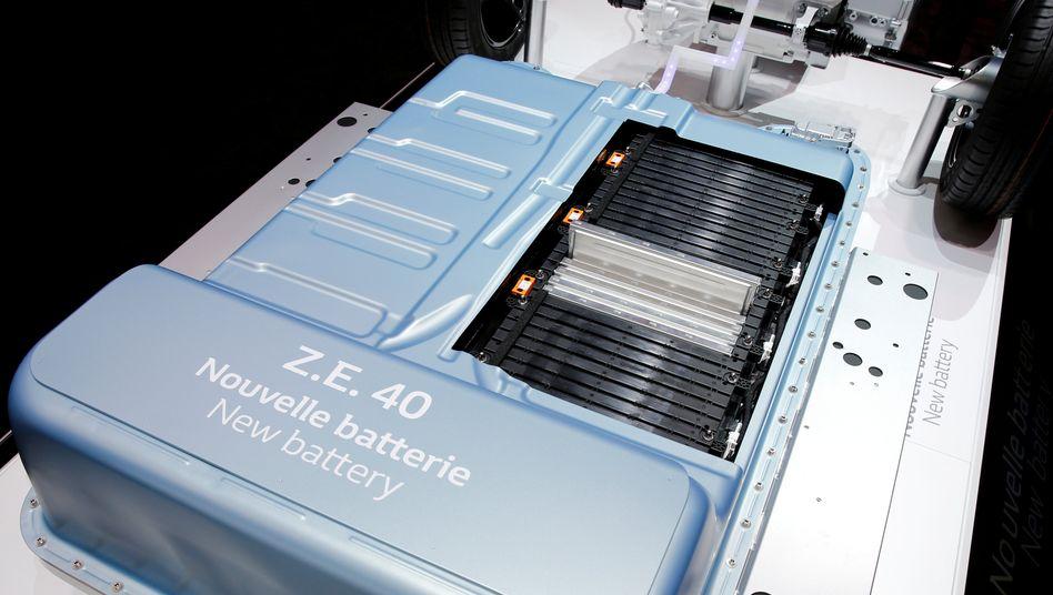 """""""Nur"""" eine Autobatterie von Renault: Jetzt forscht der Autobauer an dem ultimativen Stromspeicher"""