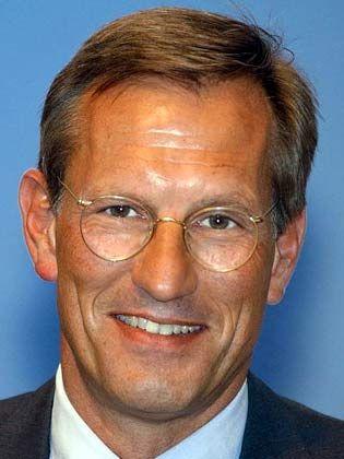 Zieht die Zügel an: Allianz-Chef Michael Diekmann