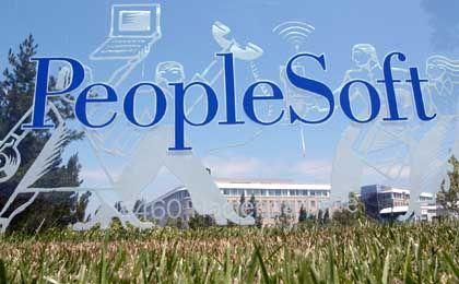 Peoplesoft-Übernahme: Half Oracle, den Abstand zu SAP zu verringern