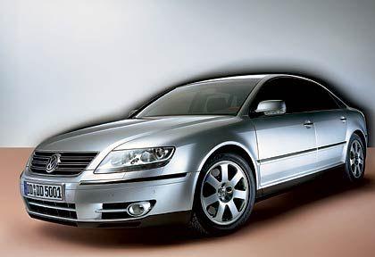 Luxus-Stück aus Dresden: VW Phaeton