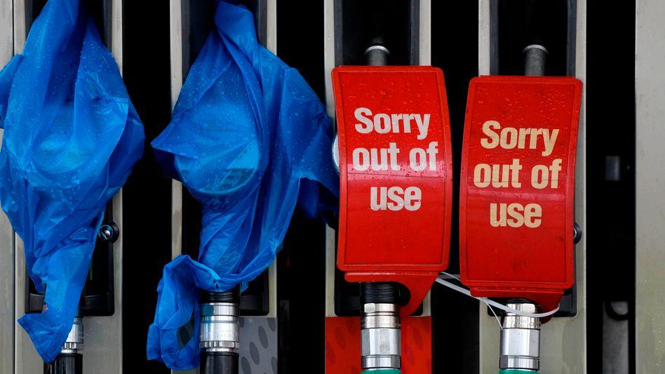 Versorgungsengpass: Der Nachfrageschub ist so stark, dass das Angebot nur schwer mithalten kann
