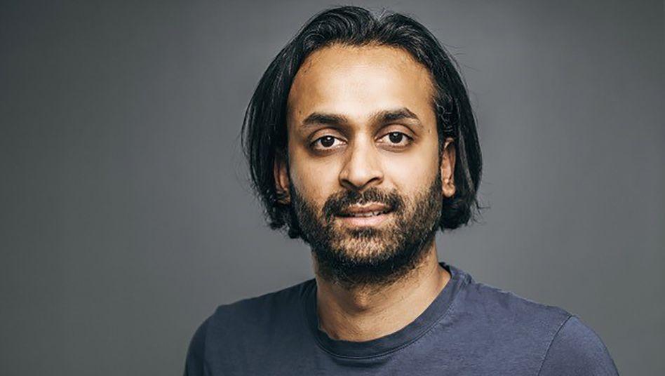 Gründer Naren Shaam hat für sein Berliner Start-up GoEuro insgesamt 300 Millionen Euro eingesammelt