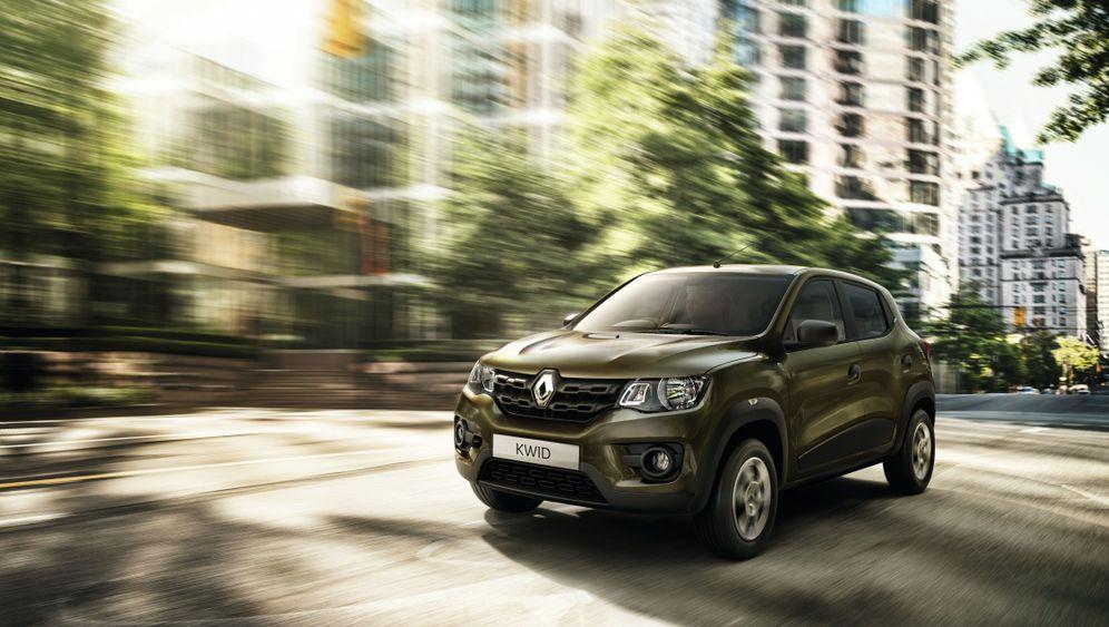 Billigautos großer Autokonzerne: Auf diese Low-Cost-Autos muss VW neidisch sein