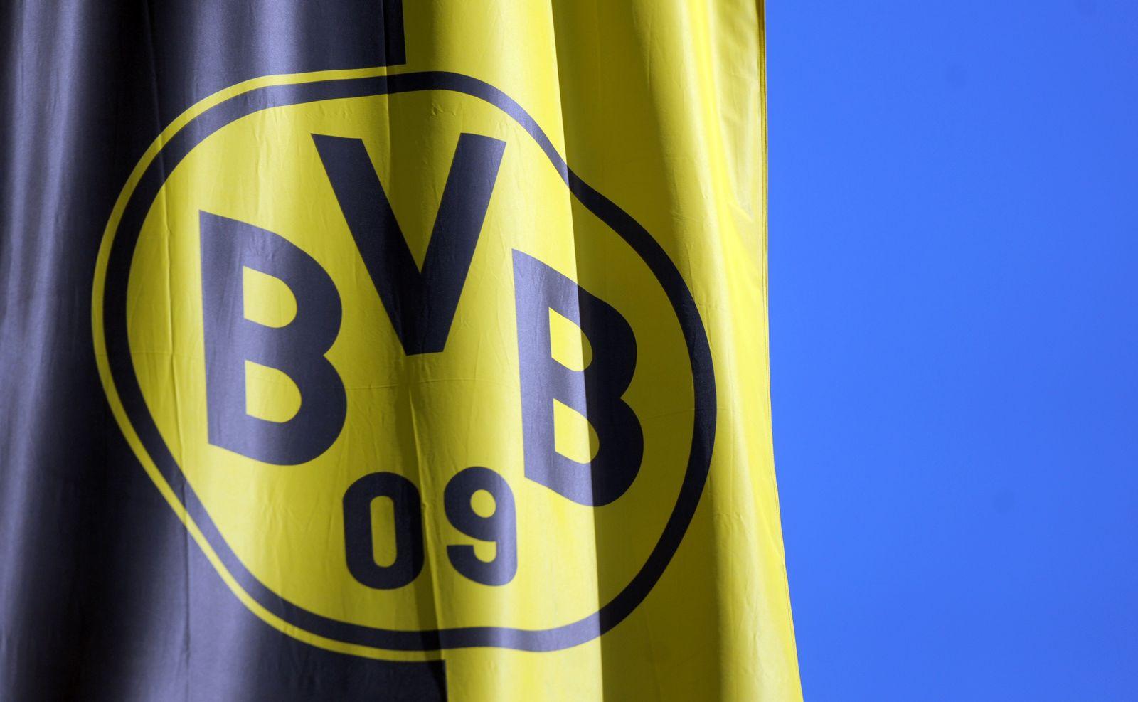 Borussia Dortmund / Borussia-Fahne