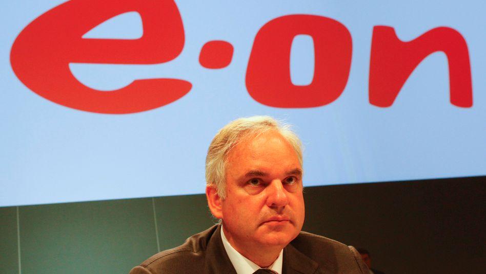 Eon-Chef Johannes Teyssen: Will Reorganisation von Eon vorantreiben