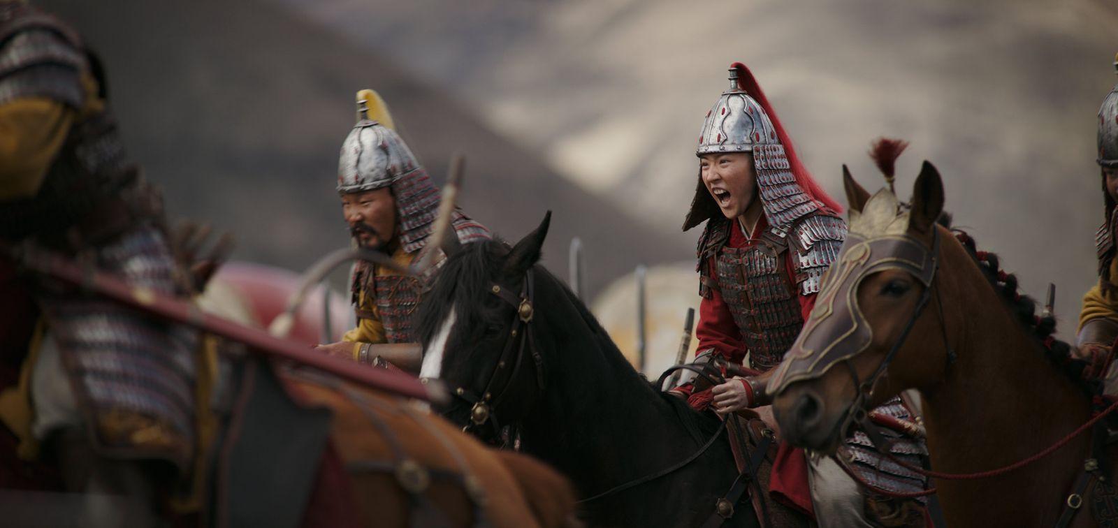 """Kinostart - """"Mulan"""" beim Streamingdienst Disney+"""
