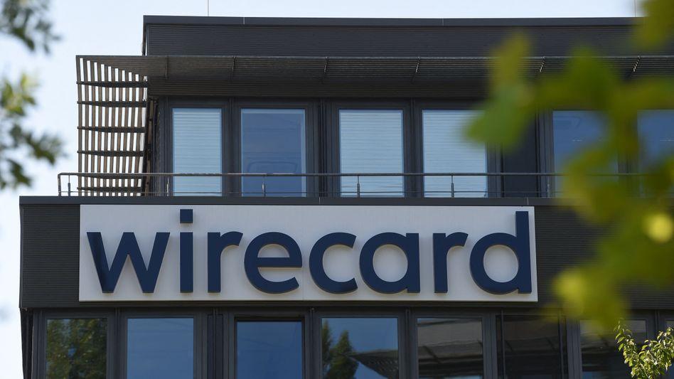 Alles Fassade: Wirecard-Zentrale in Aschheim