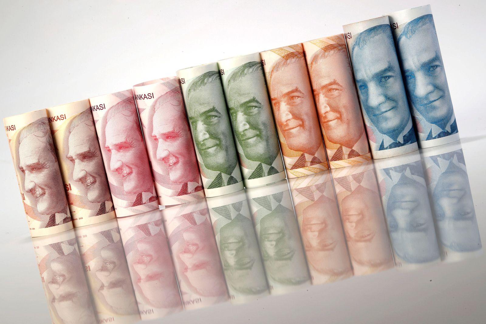 Türkei/ Banknoten
