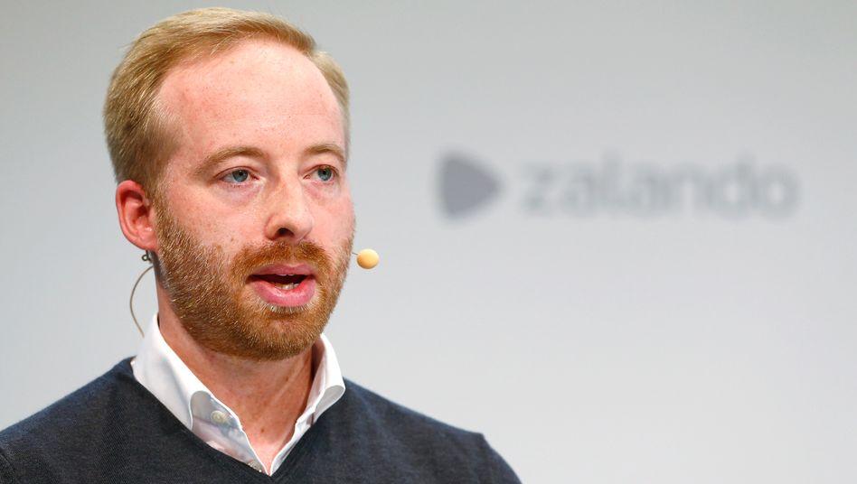 Zalando-Vorstand Rubin Ritter
