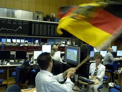 Export-Weltmeister: Deutschlands Wirtschaft hat ihren Titel der der führenden Außenhandelsökonomie verteidigt