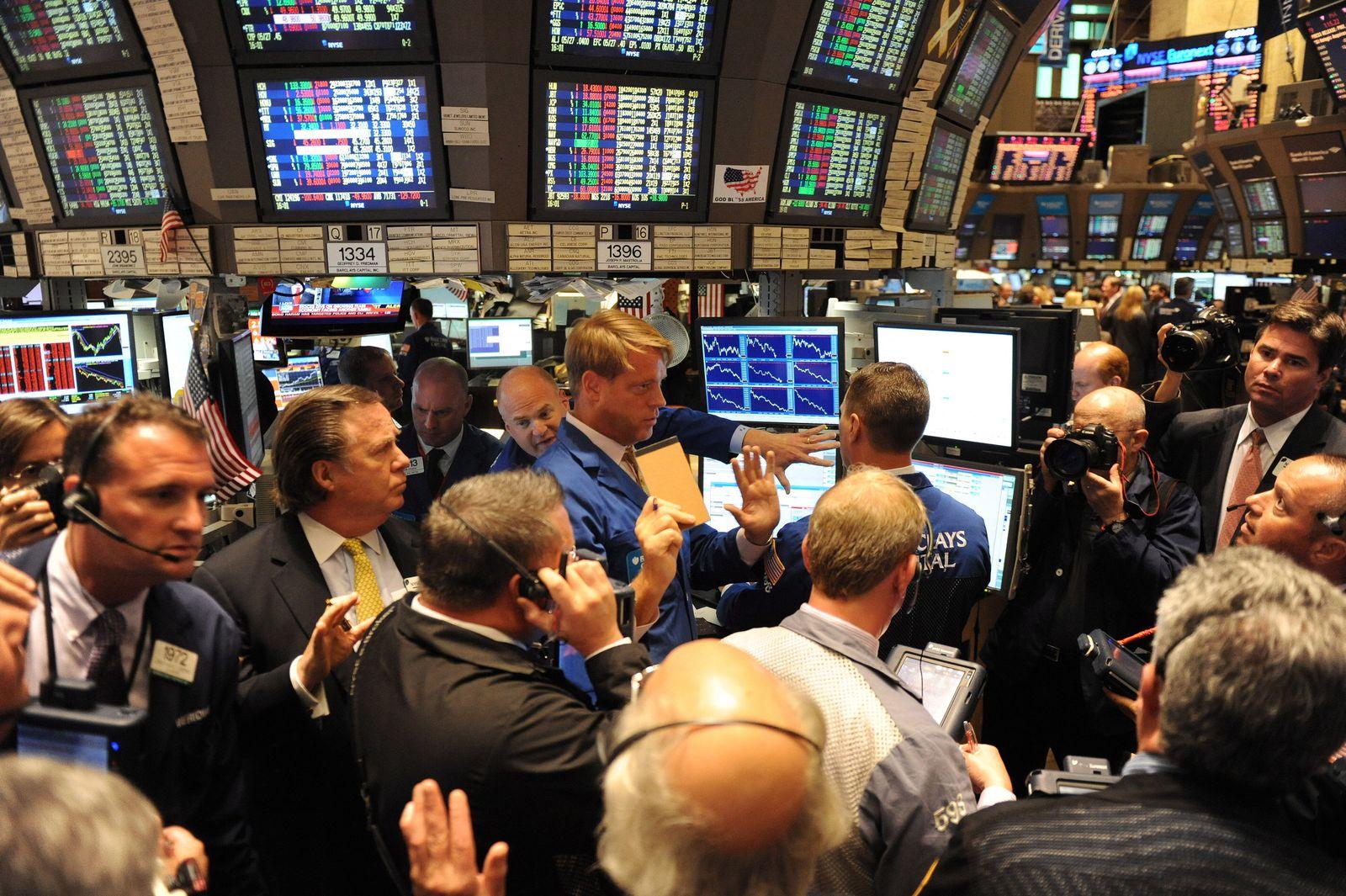 New York/ Börse