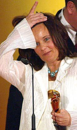Schauspielerin Caroline Link, hier beim Deutschen Filmpreis