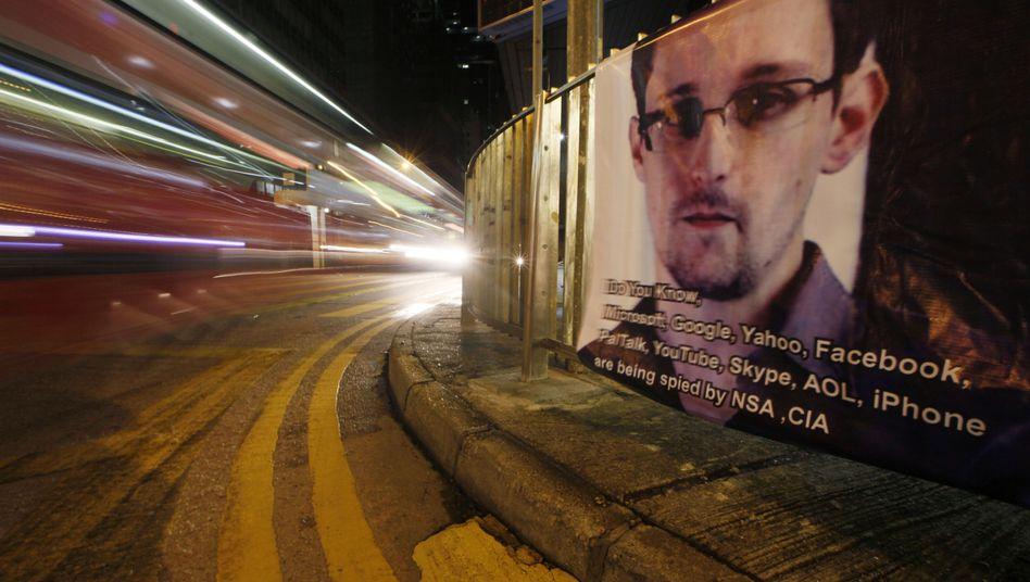 Edward Snowden: Der derzeit meistgesuchte Mann der Welt