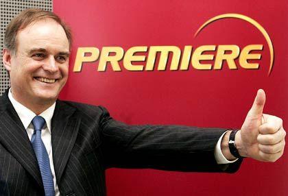 Erfreuter Premiere-Chef Kofler: Der Bezahlsender schrieb im ersten Quartal 2007 wieder schwarze Zahlen
