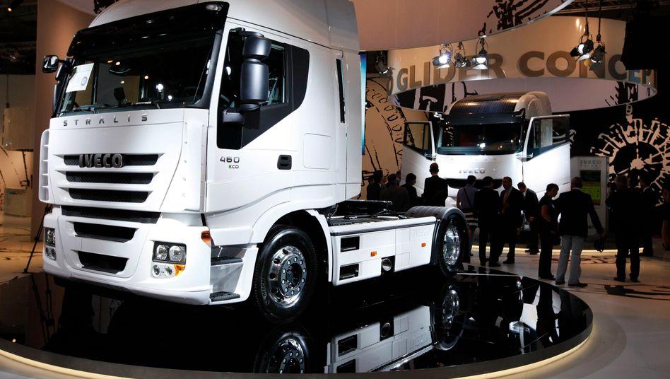 Truck von Iveco