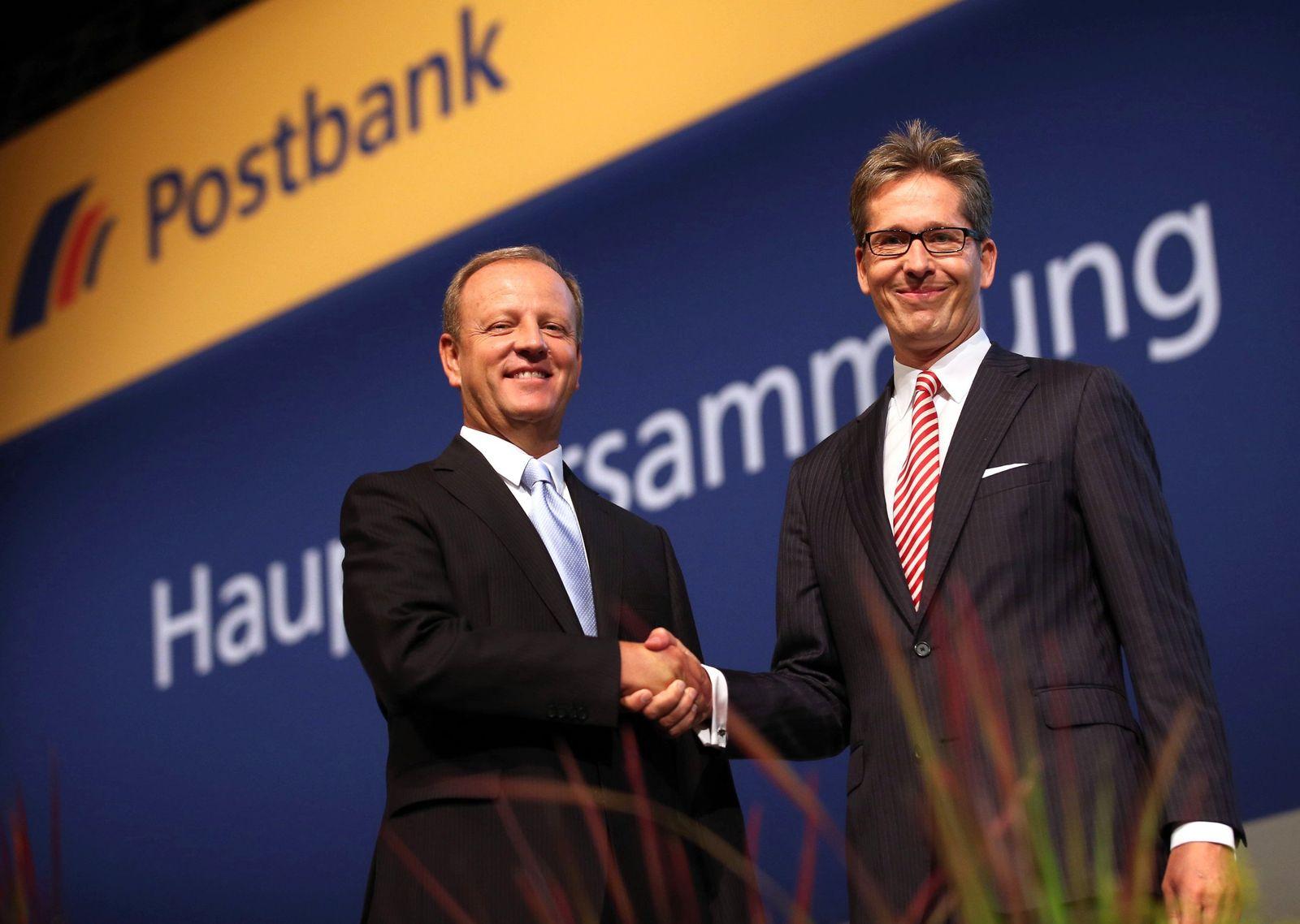 Hauptversammlung der Postbank