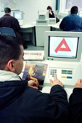 Arbeitsamt auf dem Rechner: Wenig Service, viele Jobs