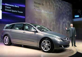 Hubberts Jüngster: Der Mercedes GST