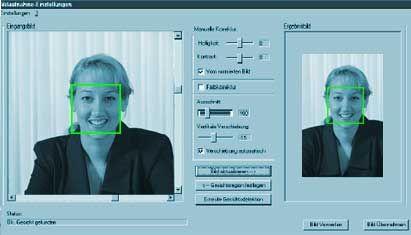 Vermessen, gescant und rekonstruiert: Kartografie des Gesichts