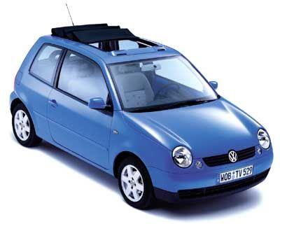 Trendsetter, trotz magerer Verkaufszahlen: Das nächste Drei-Liter-Auto bei VW ist nach dem Lupo (Bild) ein Polo