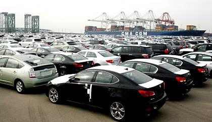 Auf Halde produziert: Toyota muss Fertigung einschränken