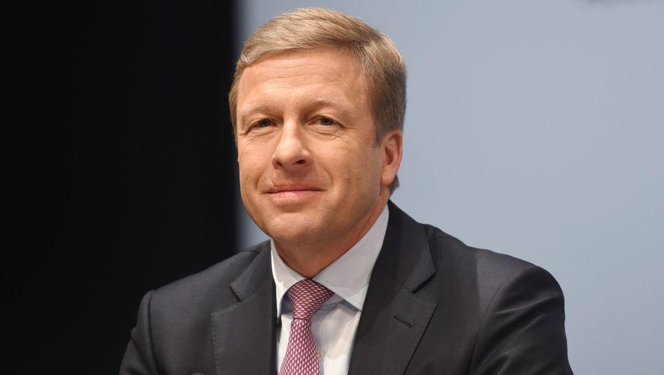 Er wird neuer BMW-Chef werden: Oliver Zipse, bislang als Vorstand für die Produktion verantwortlich
