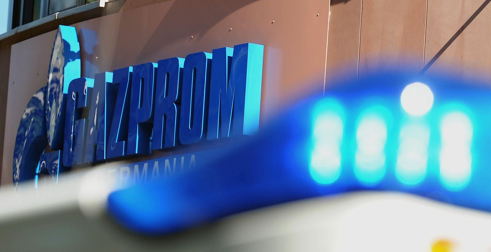 Gazprom / Zentrale / Berlin