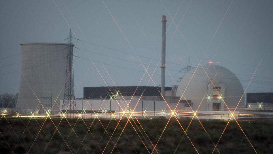 Atomkraftwerk Biblis: Der älteste deutsche Meiler wird bleibt wohl auch nach Auslaufen des Atom-Moratoriums abgeschaltet