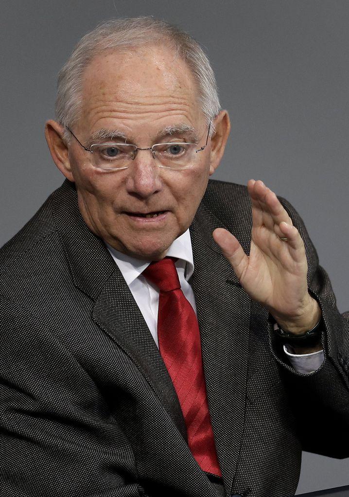 Bundesfinanzminister Wolfgang Schäuble empfiehlt das Buch des britischen Historikers Ian Kershaw über die Zeit zwischen 1914 und 1949