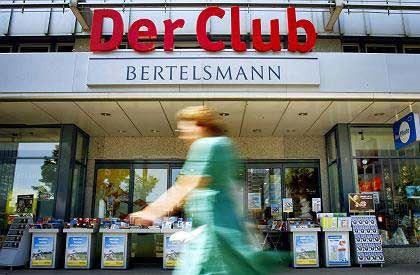 Neuorganisation: Die Clubsparte von Bertelsmann gilt als die Keimzelle des modernen Bertelsmann-Konzerns