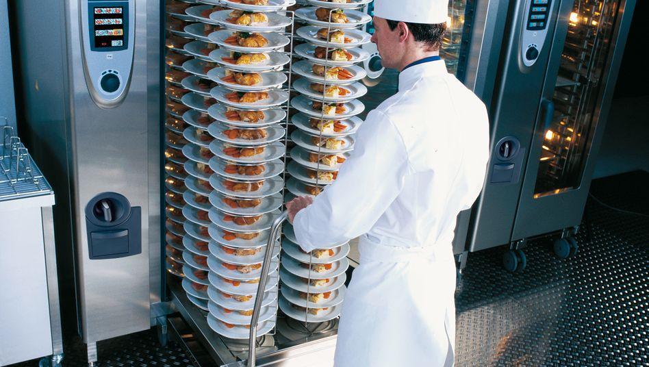 Großküchenspezialist Rational: Unternehmenschef Günter Blaschke führt die Pay-for-Performance-Bestenliste in der Dreijahreswertung an.