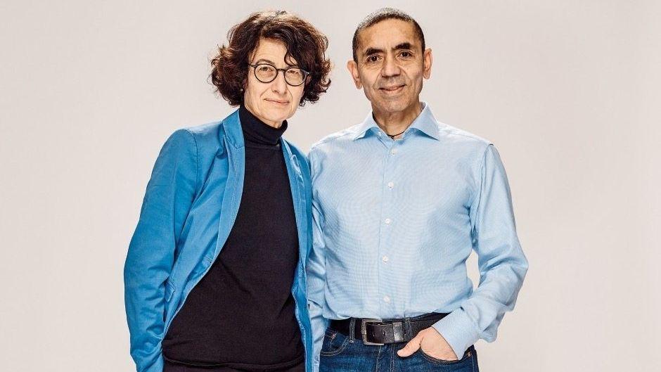 Team Deutschland: Das Gründerpaar Özlem Türeci und Uğur Şahin lieferte in kürzester Zeit das Covid-19-Vakzin. Auf Basis des Wirkstoffs soll jetzt in Mainz ein Pharmakonzern entstehen.