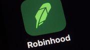 Social-Media-Investoren stürzen sich auf Robinhood-Aktie