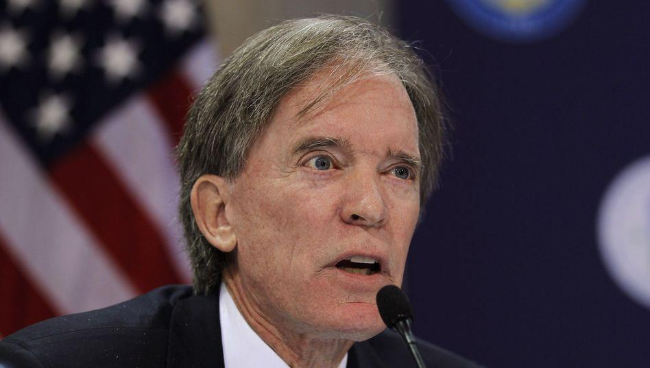 Bill Gross: Der exzentrische Gründer von Pimco stand zuletzt stark in der Kritik - jedoch hatte Gross jahrelang für dicke Gewinne bei der US-Fondstochter der Allianz gesorgt. Nun müssen die Münchener damit rechnen, dass sich nach Gross auch zahlreiche Anleger von Pimco verabschieden