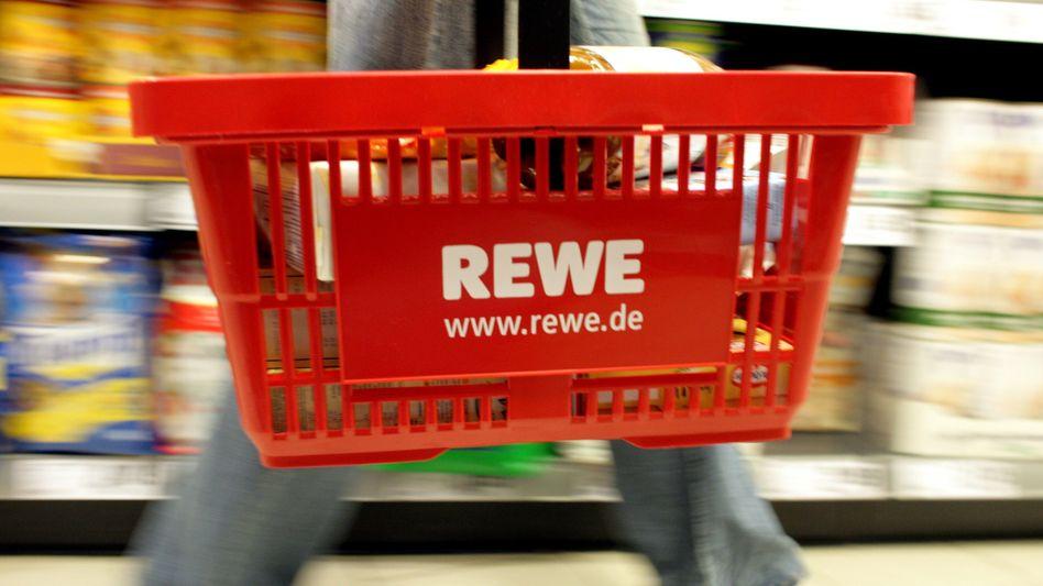 Die genossenschaftlich organisierte Handelsgruppe Rewe hat im vergangenen Jahr seine Umsätze deutlich gesteigert