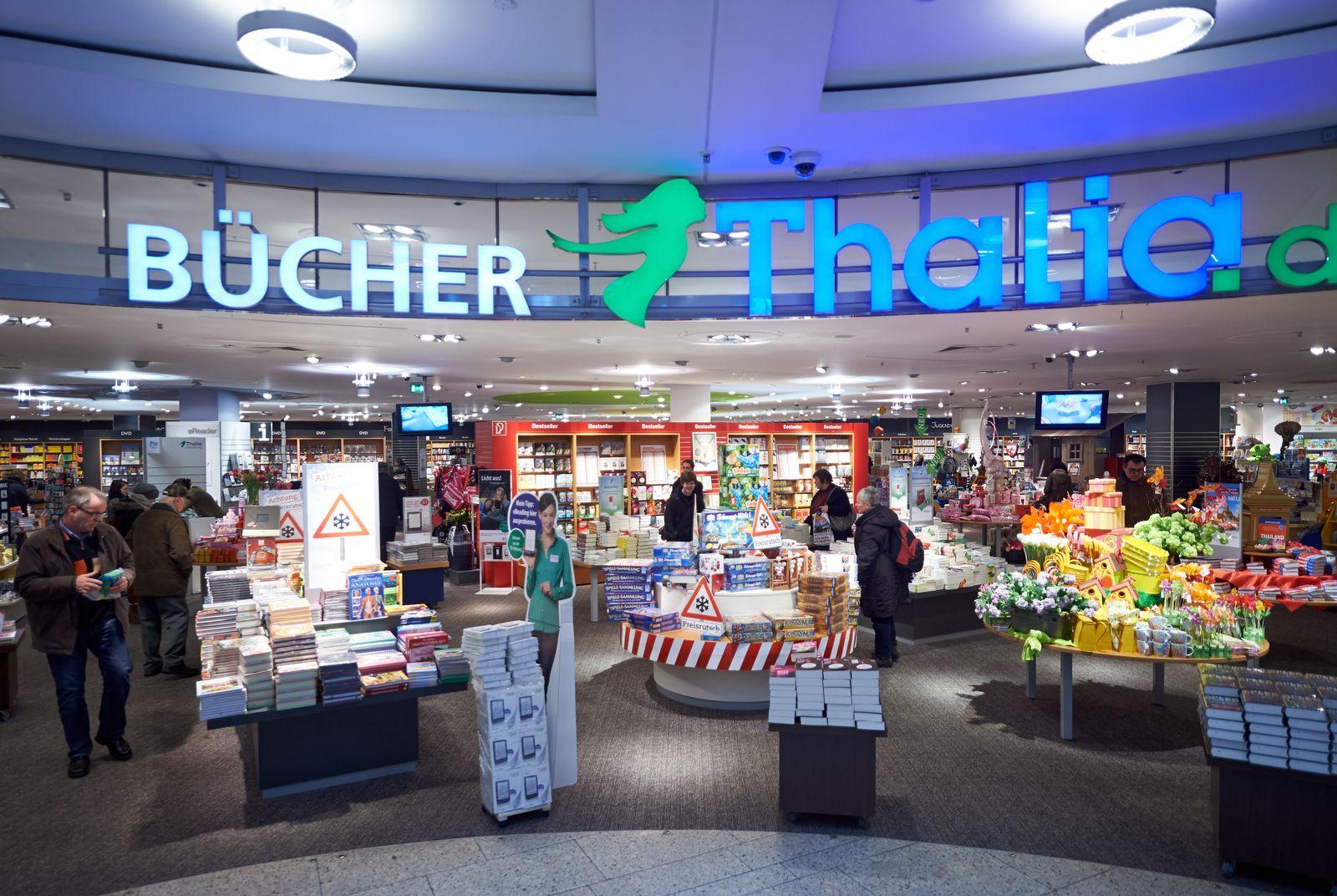 Thalia Buchhandel / Bücherei