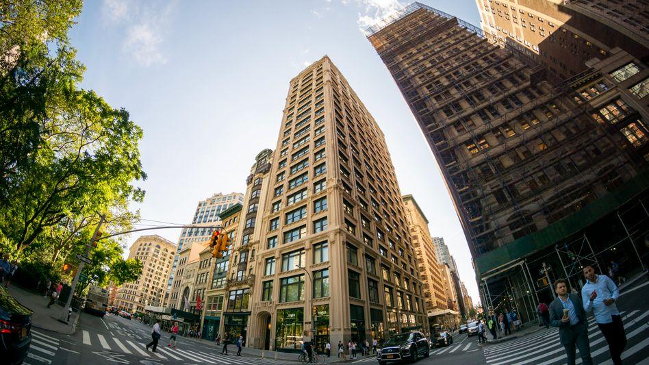 212 Fifth Avenue: Hier soll Amazon-Chef Bezos für 80 Millionen Dollar ein Penthouse gekauft haben - und das ist noch nicht das teuerste Domizil in New York