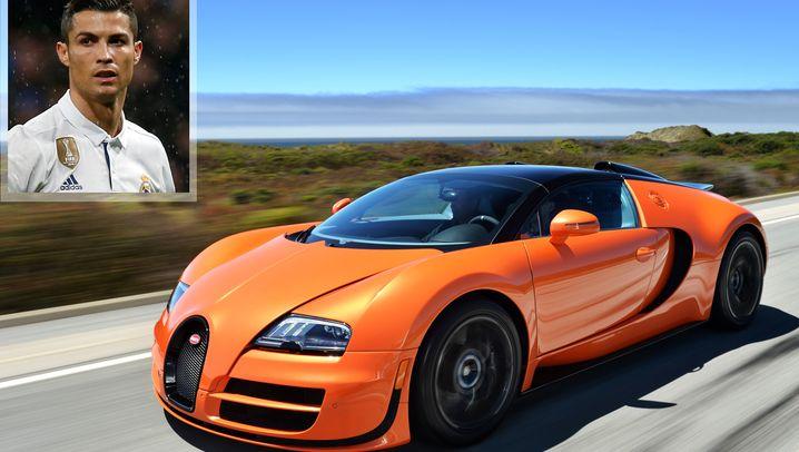 Abseits von Ferrari und Porsche: Die etwas anderen Lieblingsautos der Fußballstars