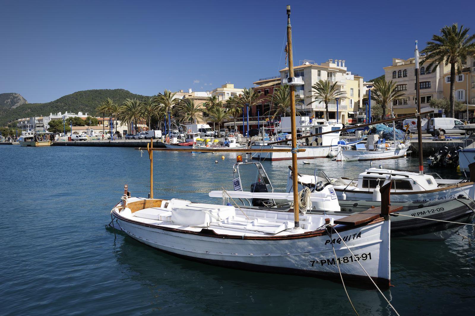 Yachthafen Puerto de Andratx / Mallorca