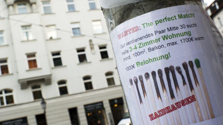 Wohnkosten: Die teuersten und billigsten deutschen Städte